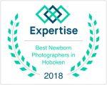 expertise best NJ newborn photographer award