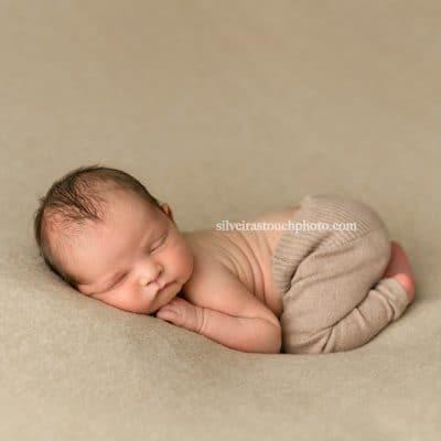 Newborn family photography journey